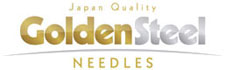 Golden Steel Needles